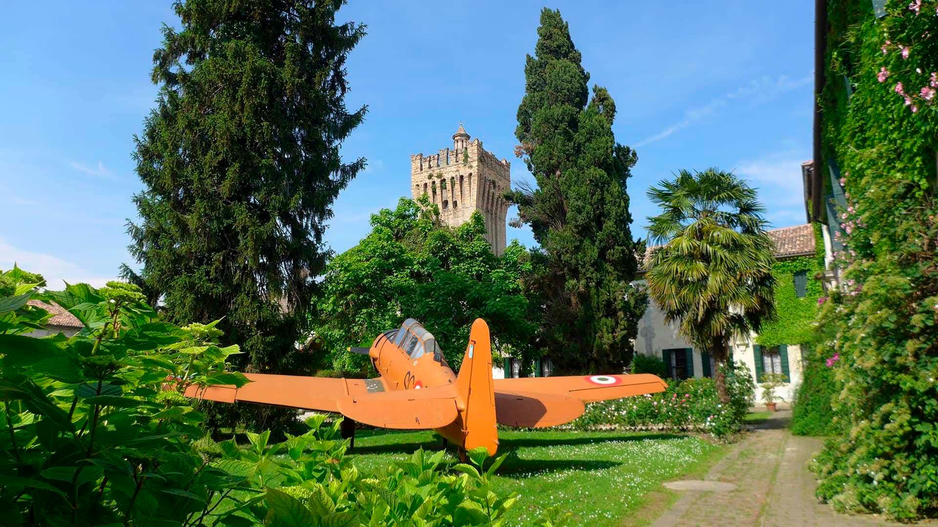Dom 17 Maggio: Castello di S. Pelagio